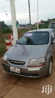 Chevrolet Aveo 2006 Hatch 1.5 Gray | Cars for sale in Greater Accra, Accra Metropolitan