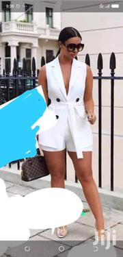 Short Kneeker With Sleeveless Coat & Belt | Clothing for sale in Greater Accra, New Mamprobi