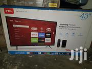 TCL Roku 43 Inches Screen | TV & DVD Equipment for sale in Greater Accra, Nungua East