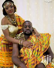 Latest Kente Yellow | Clothing for sale in Greater Accra, Roman Ridge