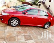Toyota Corolla 2009 1.8 Advanced Red | Cars for sale in Greater Accra, Adenta Municipal
