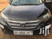 Honda CR-V 2013 EX 4dr SUV (2.4L 4cyl 5A) Black | Cars for sale in Greater Accra, Burma Camp