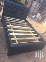 Modernize Leather Bed at Affordable Price. | Furniture for sale in Greater Accra, Labadi-Aborm