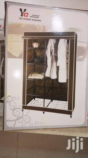 2 In 1 Metal Wardrobe | Furniture for sale in Greater Accra, Darkuman