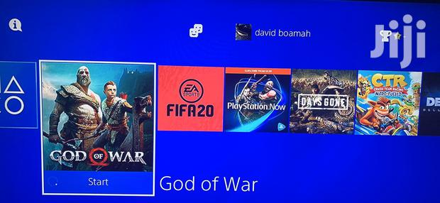 God Of War Latest Ps4 Games