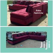 Classy Luxury L Shaped Couch | Furniture for sale in Eastern Region, Asuogyaman