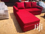 Italian L Shape Sofa Free Delivery | Furniture for sale in Greater Accra, Airport Residential Area