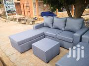 Italian L Shape Sofa Free Delivery ❤️ ❤️ ❤️ 💖 💖 | Furniture for sale in Greater Accra, Adabraka