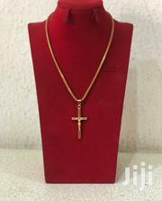 Crucifix Pendant Necklace | Jewelry for sale in Greater Accra, Teshie-Nungua Estates