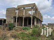 6 Bedrooms Uncompleted House for Sale at Buoho Sasa Gh 85,000 | Houses & Apartments For Sale for sale in Ashanti, Kumasi Metropolitan