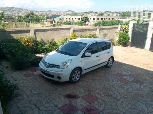 Archive: Nissan Note 2006 1.6 Acenta White