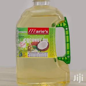 Marie's Natural Coconut Oil