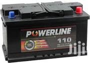 17 Plate Powerlines Car Battery + Free Delivery | Vehicle Parts & Accessories for sale in Greater Accra, Burma Camp