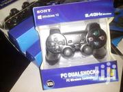 Wireless Sony Controller +Receiver For Pc | Video Game Consoles for sale in Central Region, Awutu-Senya