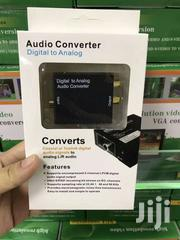 Digital To Analog Audio Conver | TV & DVD Equipment for sale in Greater Accra, Kokomlemle