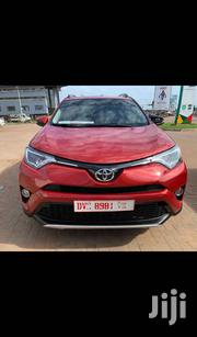 Toyota RAV4 2016 XLE AWD (2.5L 4cyl 6A) Red | Cars for sale in Greater Accra, Achimota