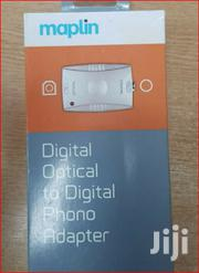Optical Digital To Digital Phono Adapter | Cameras, Video Cameras & Accessories for sale in Greater Accra, Accra Metropolitan