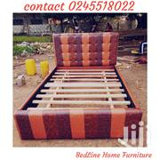 Germany Lux Design Bed Frame   Furniture for sale in Greater Accra, New Abossey Okai