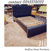 Fresh and Brand New UK Bed Frame❤️❤️🖤🖤❤️❤️ | Furniture for sale in Greater Accra, New Abossey Okai