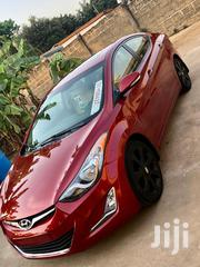 Hyundai Elantra 2012 GLS Automatic Red | Cars for sale in Greater Accra, Tema Metropolitan