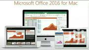 Full Microsoft Office 2016 For Mac (Genuine) | Software for sale in Greater Accra, Ashaiman Municipal