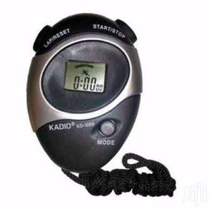 Stop Clock Timer Alarm Watch Sports Refree