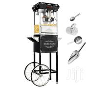 Popcorn Machine Maker Popper With Cart and 8-Ounce Kettle - Black | Restaurant & Catering Equipment for sale in Greater Accra, Adenta Municipal
