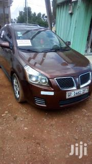 Pontiac Vibe 2010 1.8L Brown | Cars for sale in Greater Accra, Adenta Municipal