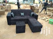 Sofa Set Black | Furniture for sale in Greater Accra, Achimota