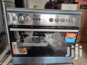 Stainless Steel Ferre 60x90 Professional 5 Burner With Oven and Grill | Restaurant & Catering Equipment for sale in Greater Accra, Dansoman