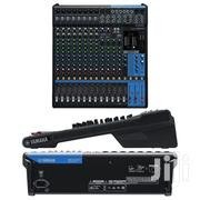 16 Channel Mixer Yamaha Mg16xu | Audio & Music Equipment for sale in Greater Accra, Accra Metropolitan