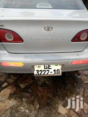 Toyota Corolla 2001 Sedan Gray | Cars for sale in Eastern Region, Kwahu South