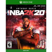 NBA 2k20 Digital Game For Xbox One | Video Games for sale in Brong Ahafo, Sunyani Municipal
