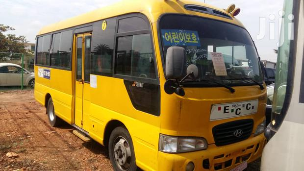 Archive: Hyundai Bus For Sale