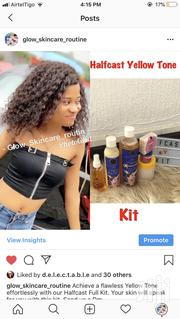 Halfcast Whitening KIT | Skin Care for sale in Greater Accra, Teshie-Nungua Estates