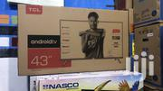 TCL 43 Inches HDR Smart Android Digital Satellite LED TV | TV & DVD Equipment for sale in Greater Accra, Accra Metropolitan