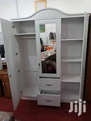 Promotion Of White Wardrobe | Furniture for sale in Greater Accra, North Kaneshie