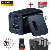 USB Charger Spy Camera + 32GB Memory Card | Cameras, Video Cameras & Accessories for sale in Greater Accra, North Kaneshie
