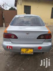 Toyota Corolla 2002 Silver | Cars for sale in Greater Accra, Nii Boi Town