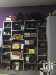 Bag And A Shoe Shelves For Sale | Furniture for sale in Greater Accra, Kotobabi