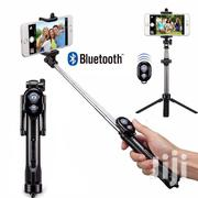 Bluetooth Selfie Stick With Remote and Tripod Stand | Accessories for Mobile Phones & Tablets for sale in Greater Accra, Accra Metropolitan
