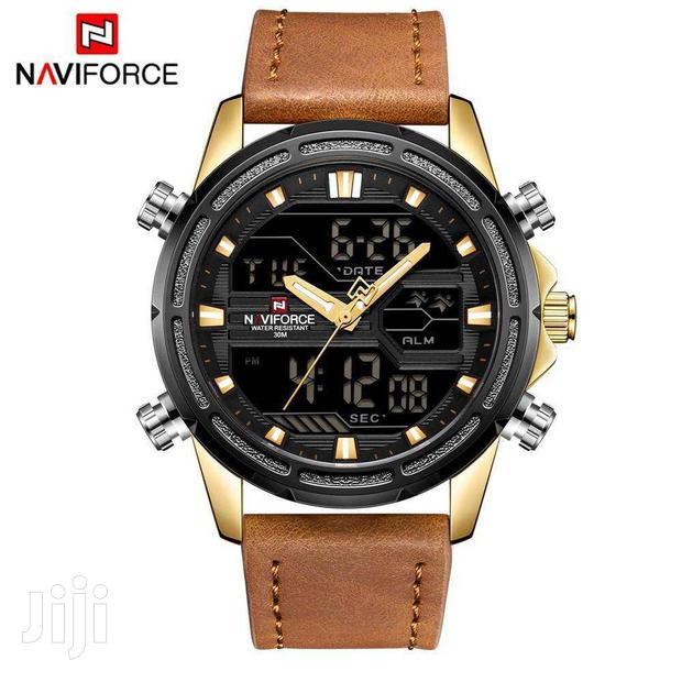 Archive: Naviforce Watch