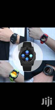 V8 Smart Watch + Wireless Earbuds | Smart Watches & Trackers for sale in Greater Accra, Achimota
