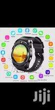 V8 Smart Watch + Wireless Earbuds | Smart Watches & Trackers for sale in Achimota, Greater Accra, Ghana