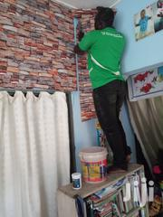Wallpaper Installation | Building & Trades Services for sale in Ashanti, Kumasi Metropolitan