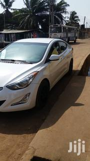 Hyundai Elantra 2012 Limited White | Cars for sale in Greater Accra, Darkuman