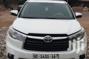 Toyota Highlander 2015 White | Cars for sale in Greater Accra, Odorkor