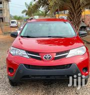 Toyota RAV4 2015 LE 4dr SUV (2.5L 4cyl 6A) Red | Cars for sale in Greater Accra, Odorkor
