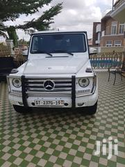 Mercedes-Benz G-Class 2014 White | Cars for sale in Greater Accra, Accra Metropolitan