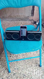 Logitech iPod Dock With Auxiliary | Audio & Music Equipment for sale in Greater Accra, Dansoman
